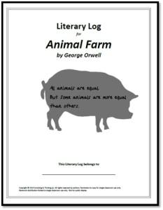Animal Farm Literary Log 2